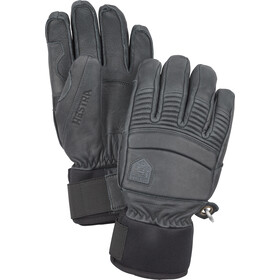 Hestra Leather Fall Line 5 Finger grey
